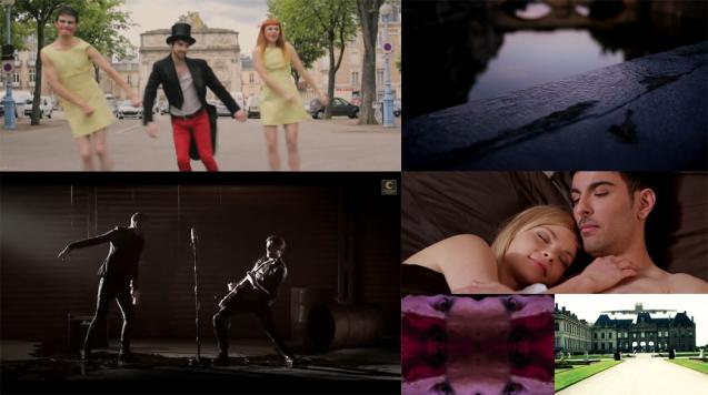 Actu - clips musicaux lorrains 2013