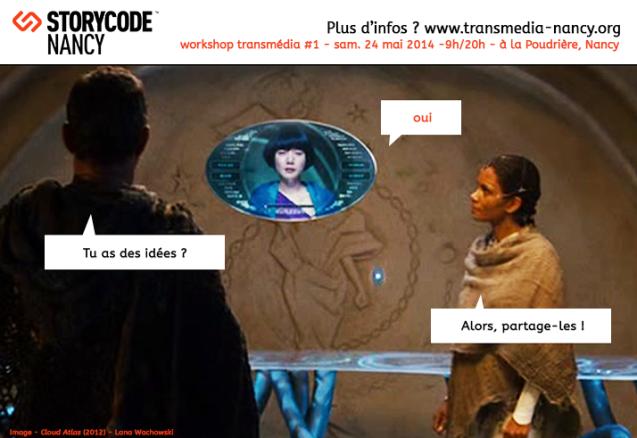 Storycode Nancy - contribue !