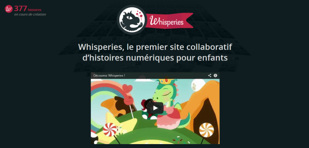 Whisperies